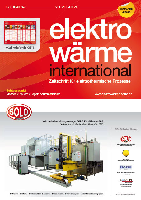 EWI – Elektrowärme International Online-Abo